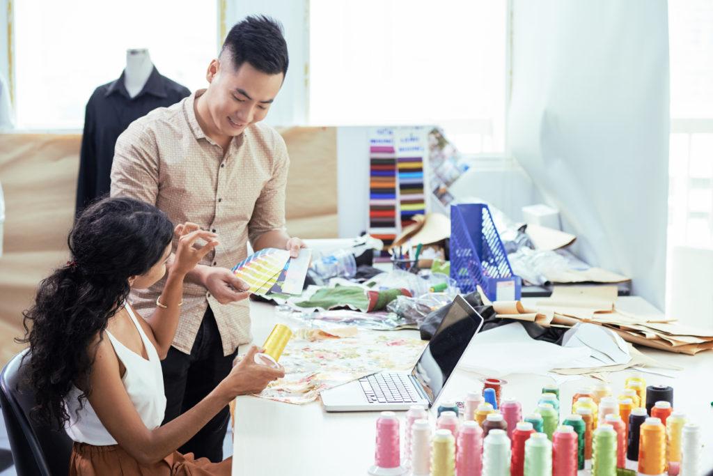 filière mode et luxe responsable enjeu environnement eco-responsabilité recherche tissu